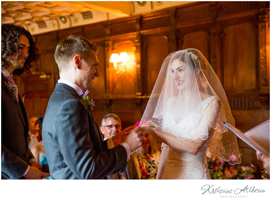Woodhall Manor Wedding_005