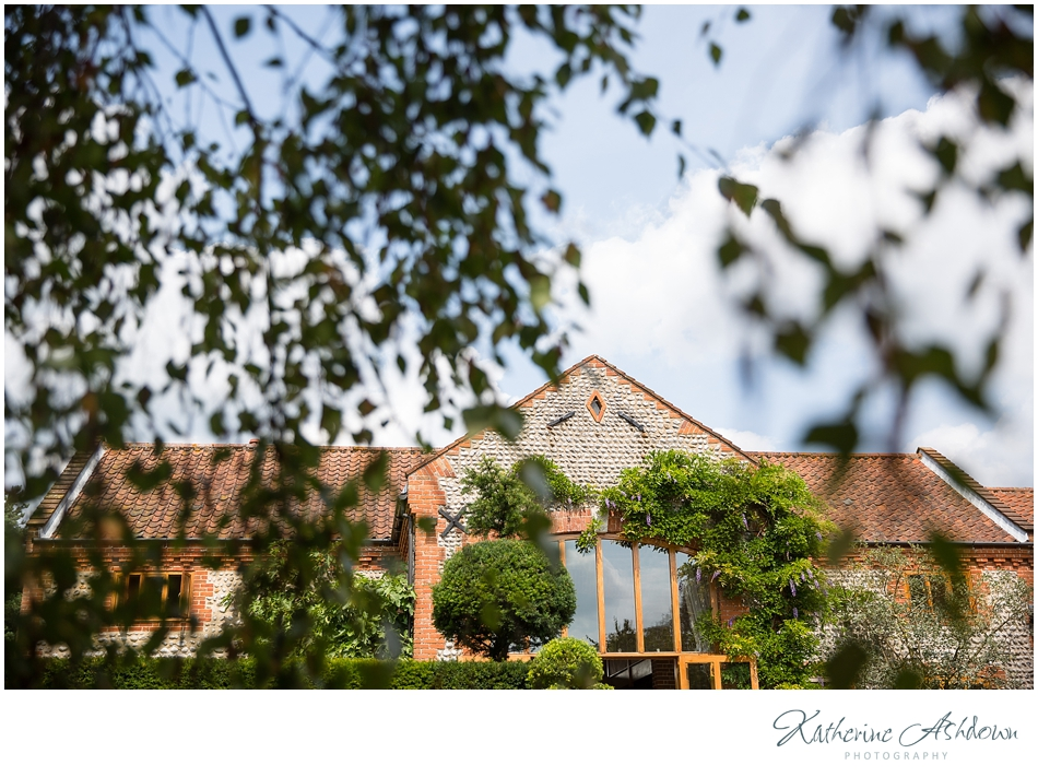 Chaucer Barn Wedding_002