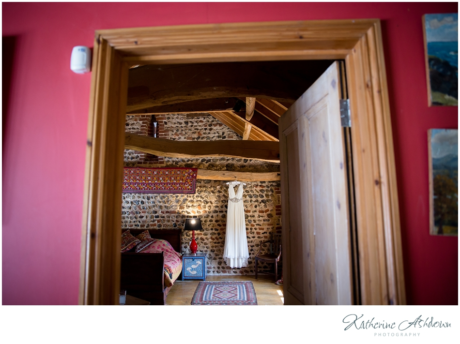 Chaucer Barn Wedding_005