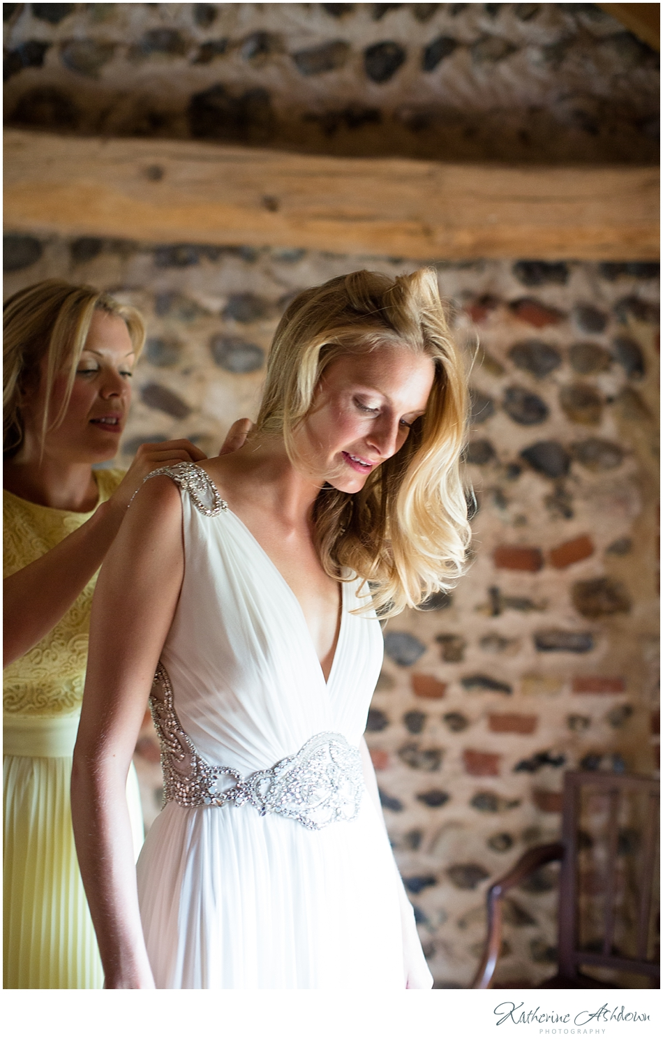 Chaucer Barn Wedding_031