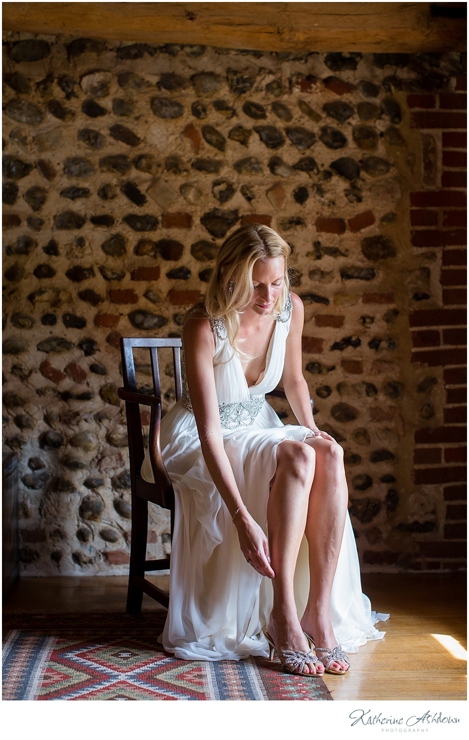Chaucer Barn Wedding_036