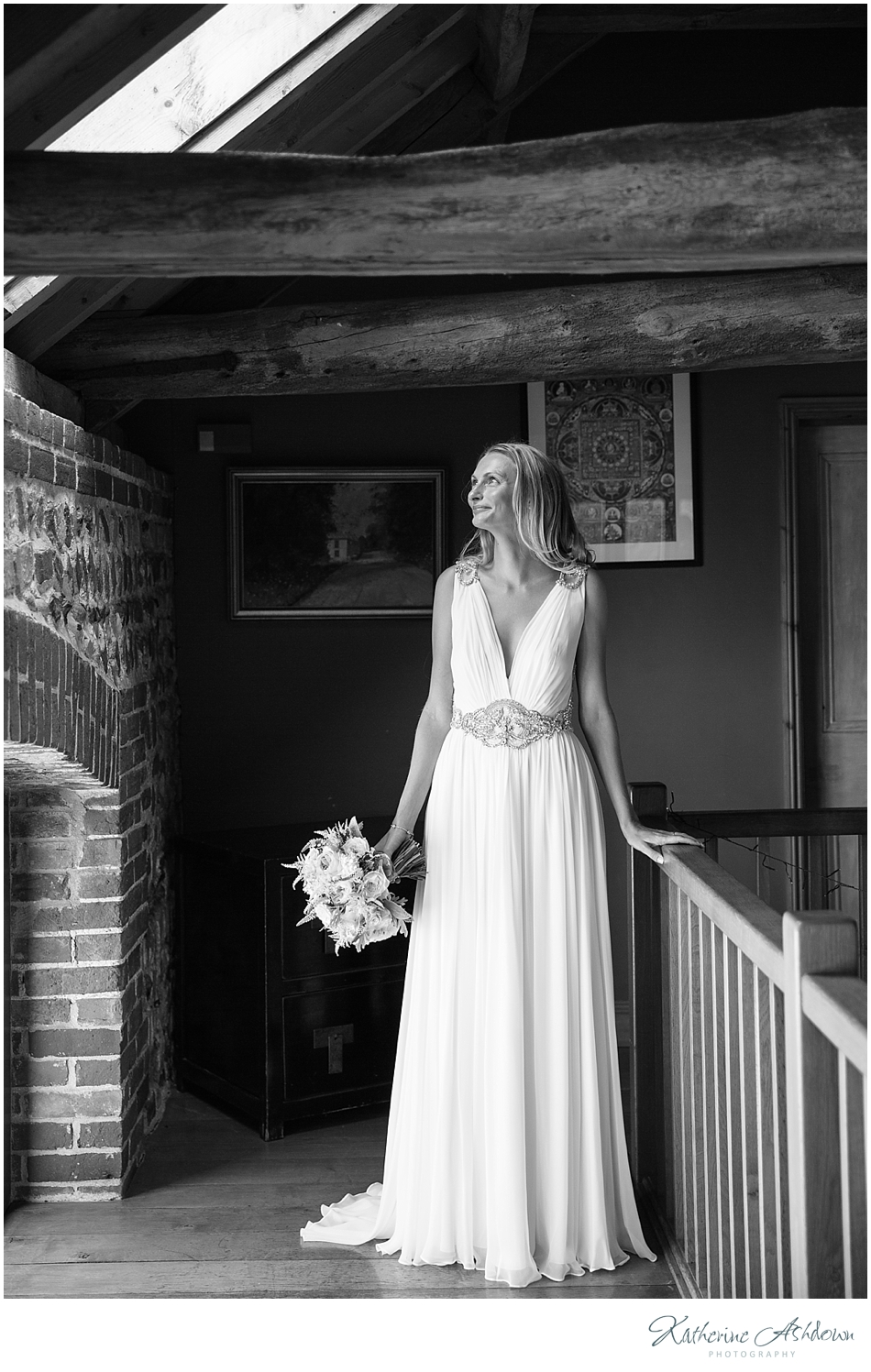 Chaucer Barn Wedding_043