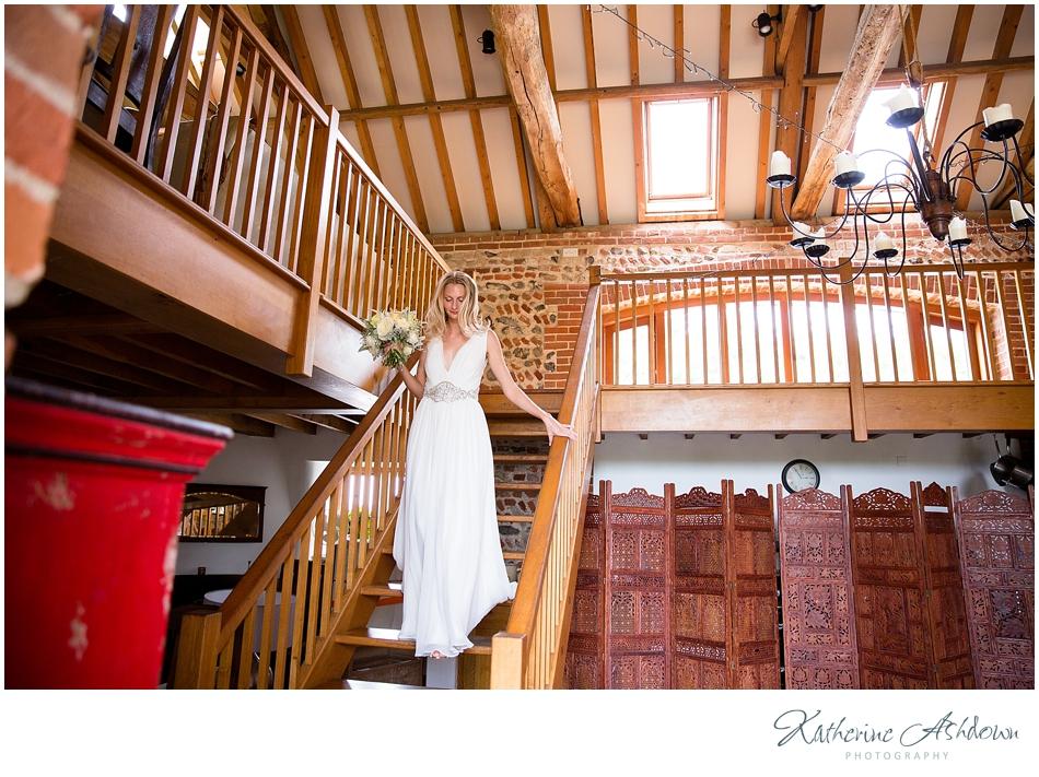 Chaucer Barn Wedding_044