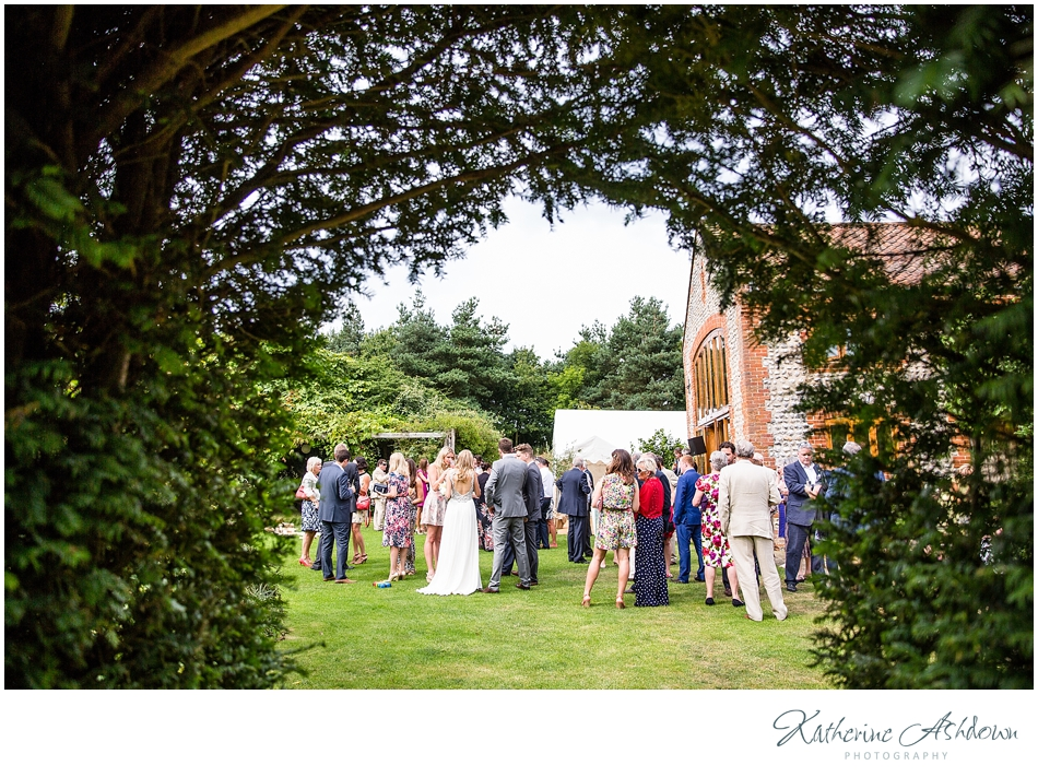Chaucer Barn Wedding_087