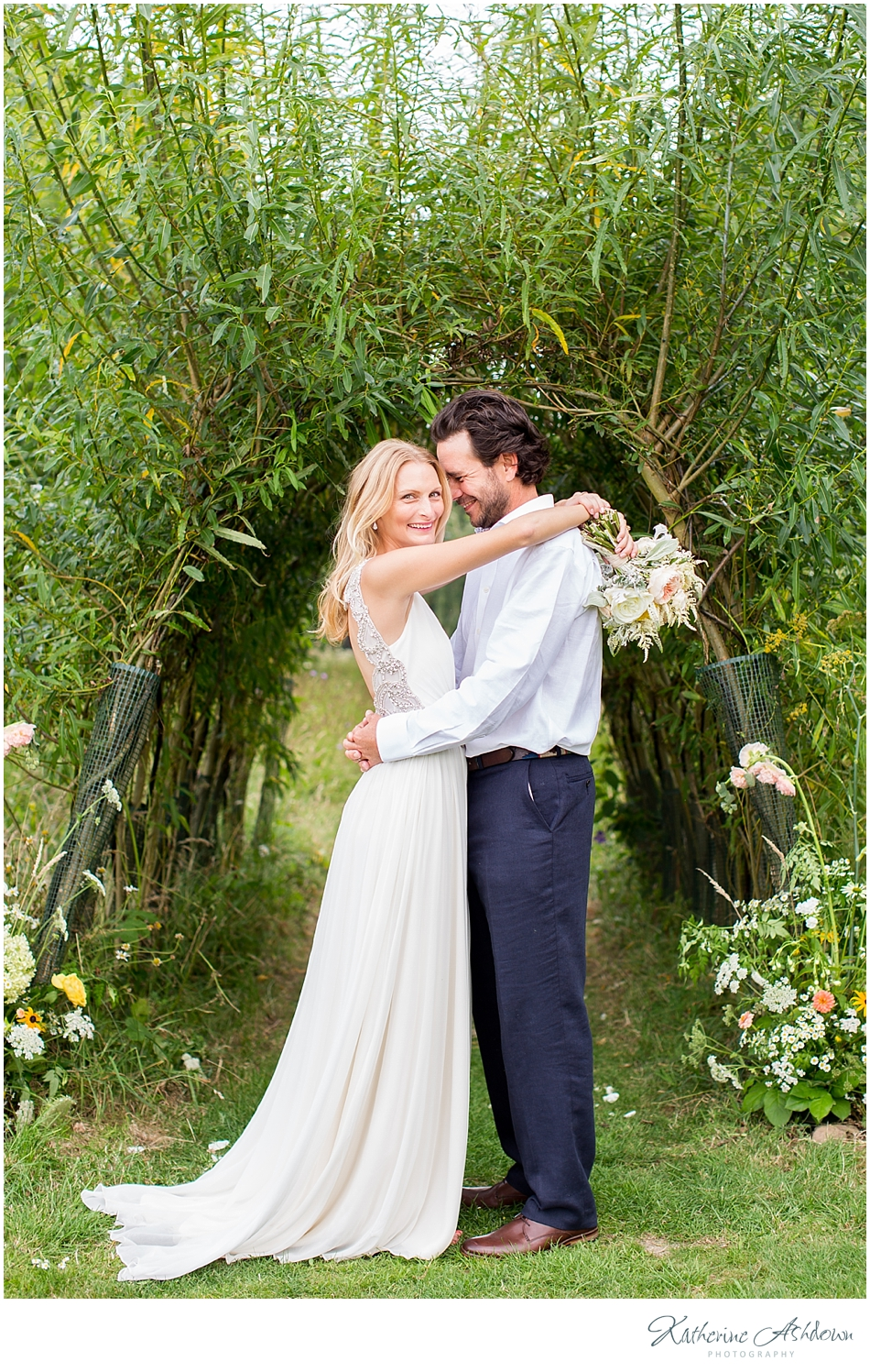 Chaucer Barn Wedding_107