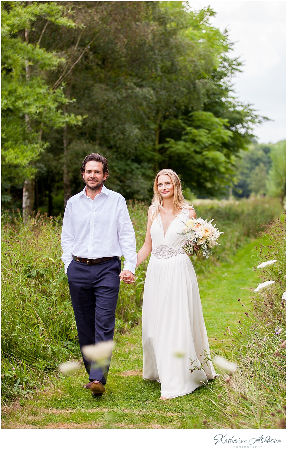 Chaucer Barn Wedding_112