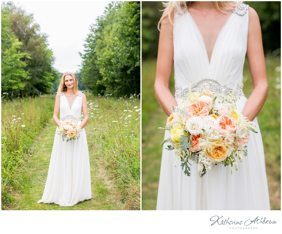 Chaucer Barn Wedding_114
