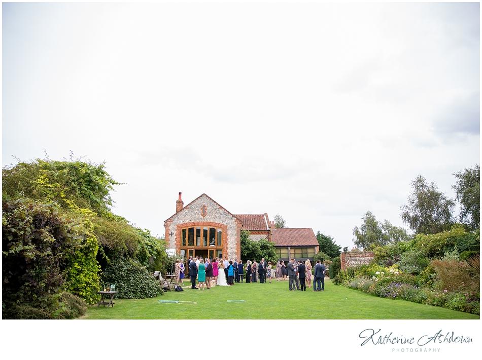 Chaucer Barn Wedding_124