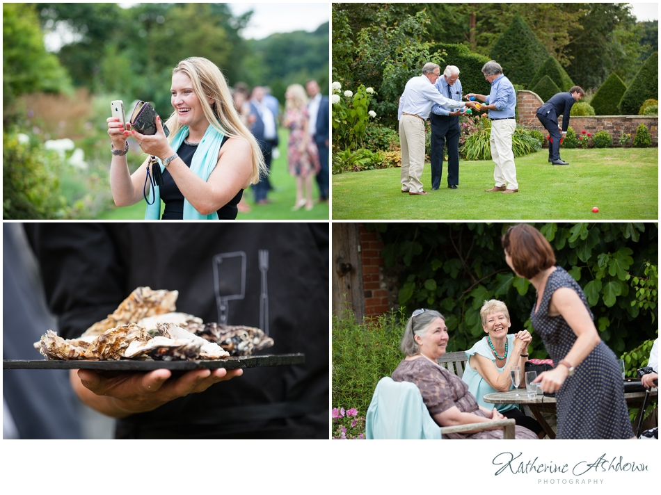 Chaucer Barn Wedding_125