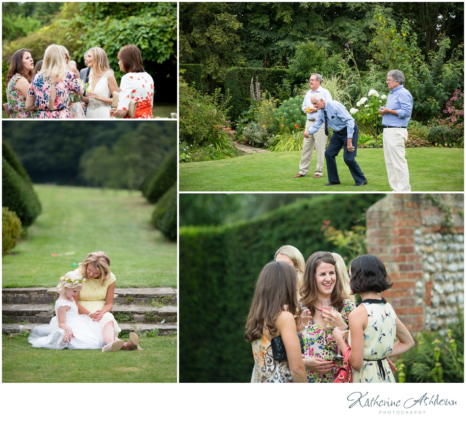 Chaucer Barn Wedding_127