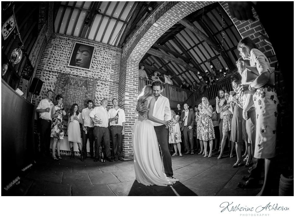 Chaucer Barn Wedding_153