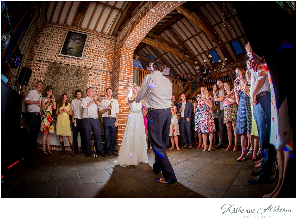 Chaucer Barn Wedding_155