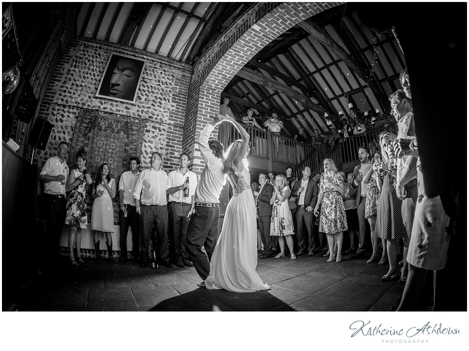 Chaucer Barn Wedding_156