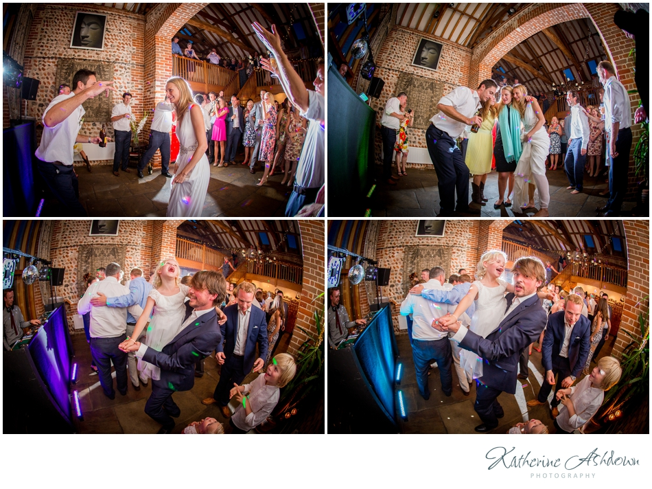 Chaucer Barn Wedding_157