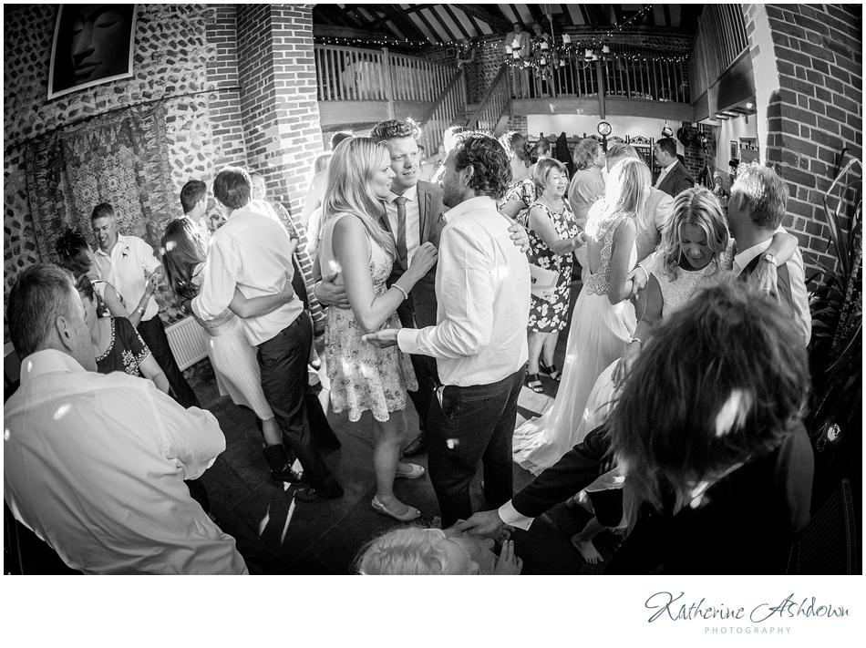Chaucer Barn Wedding_158