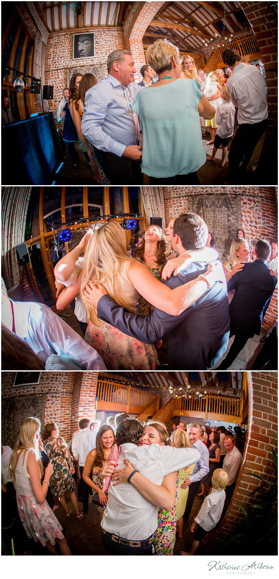 Chaucer Barn Wedding_159