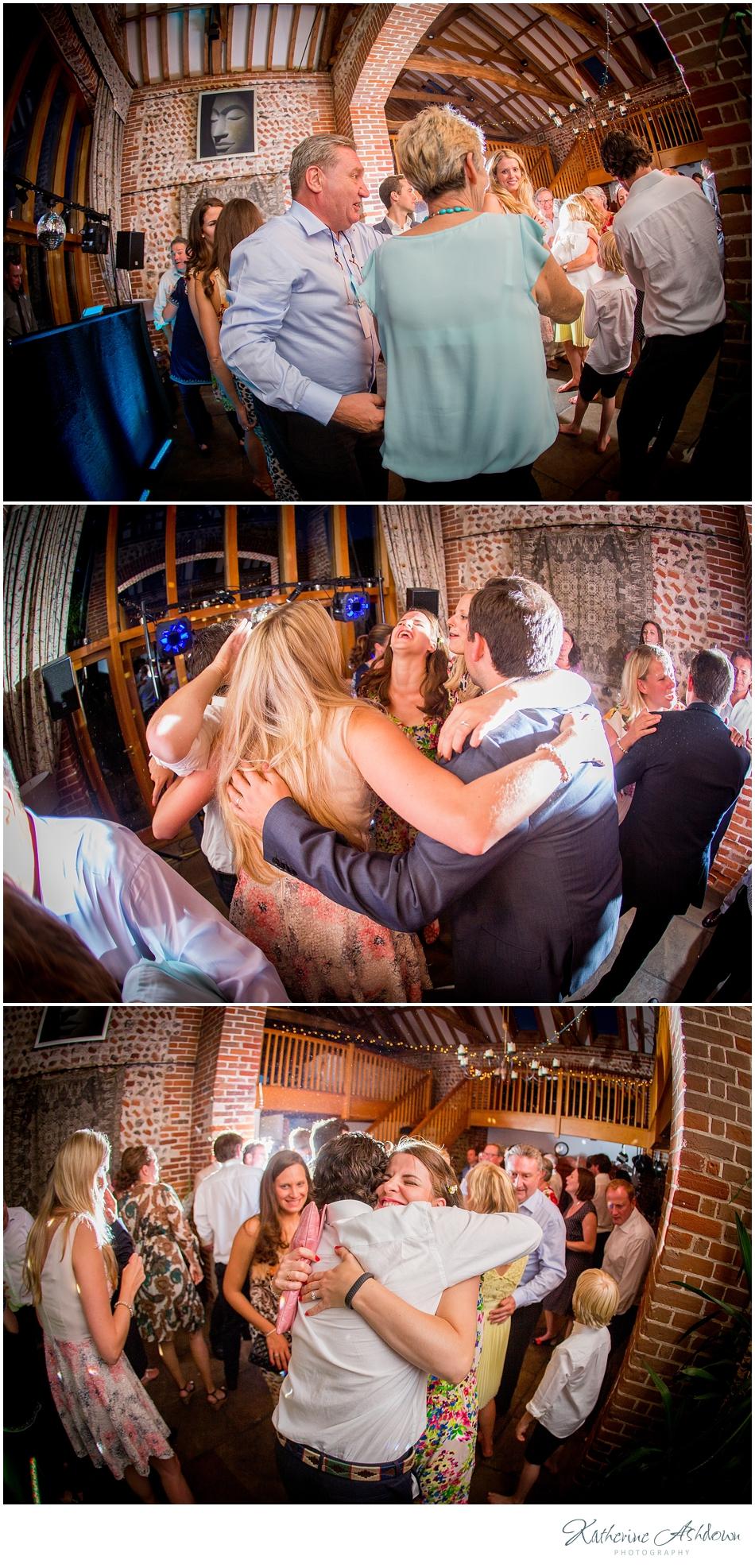 Chaucer Barn Wedding_159