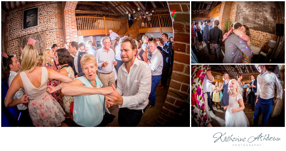 Chaucer Barn Wedding_160