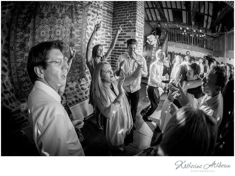 Chaucer Barn Wedding_161