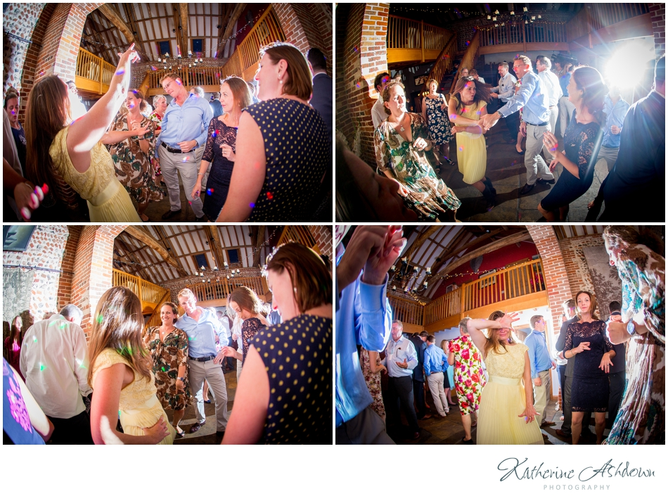 Chaucer Barn Wedding_162