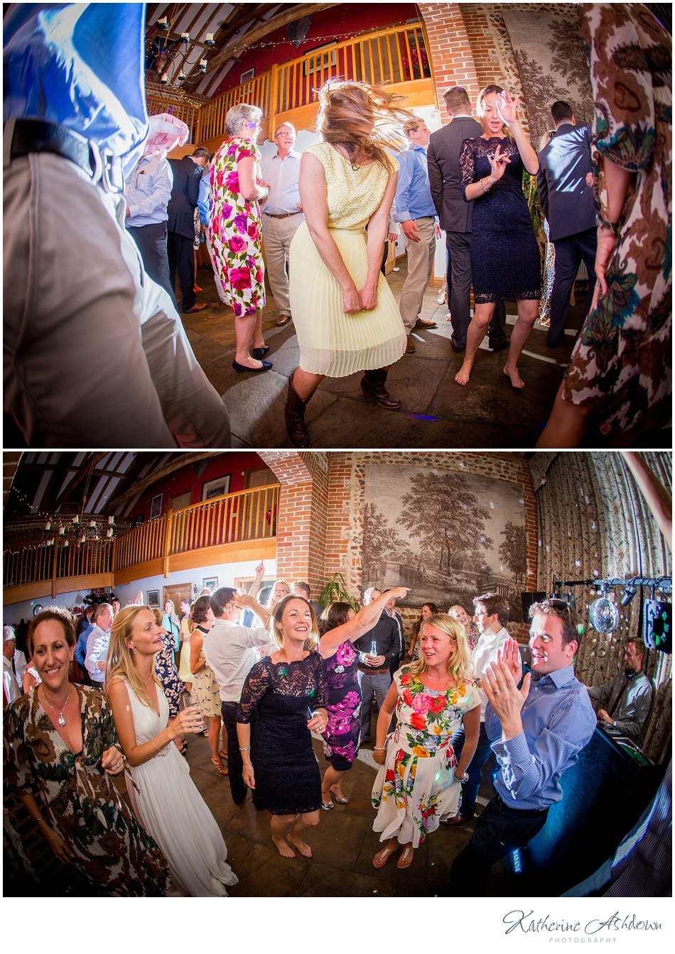 Chaucer Barn Wedding_163