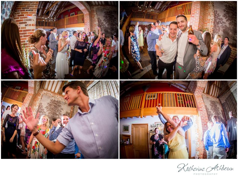 Chaucer Barn Wedding_164