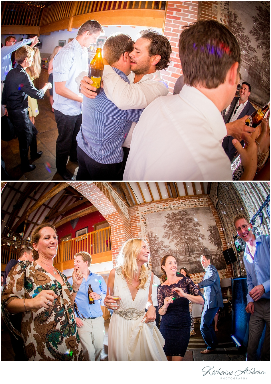 Chaucer Barn Wedding_167