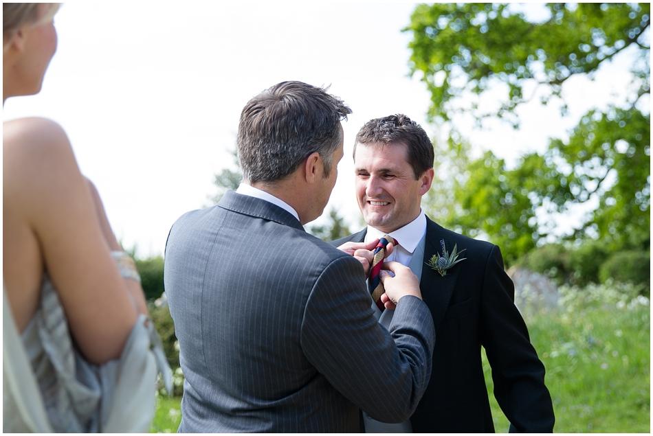 Chaucer Barn wedding_016