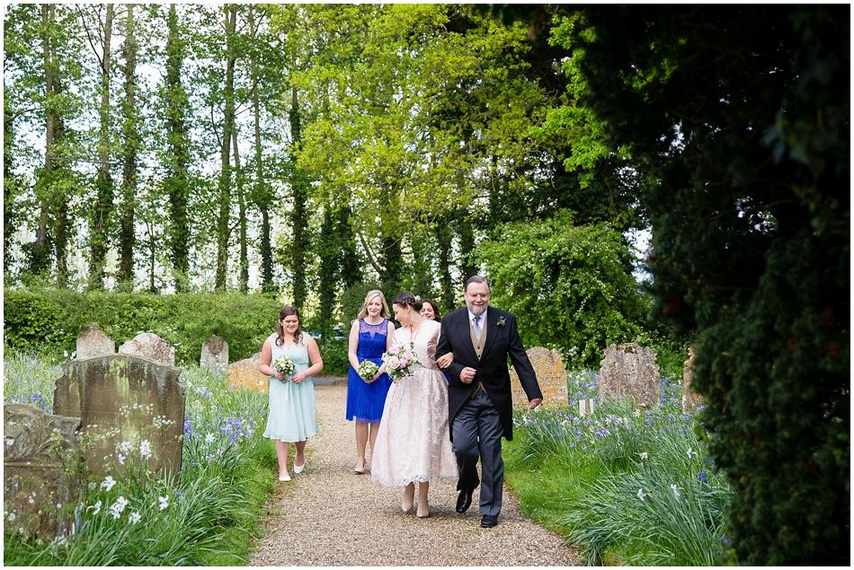 Chaucer Barn wedding_019