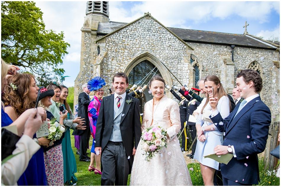 Chaucer Barn wedding_027