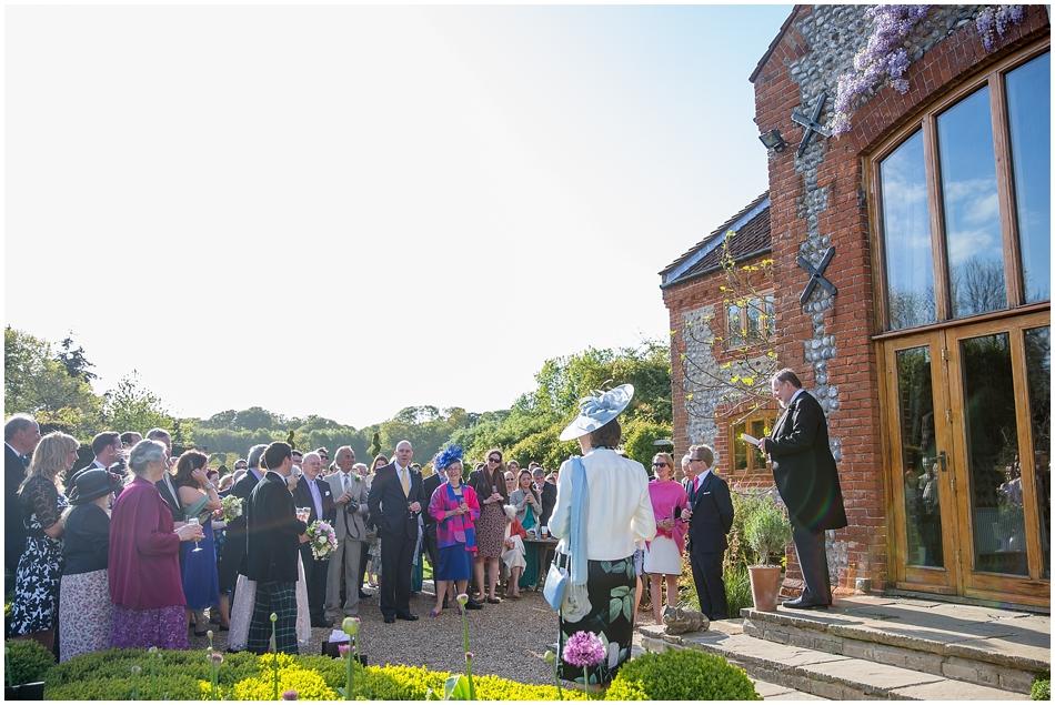Chaucer Barn wedding_042