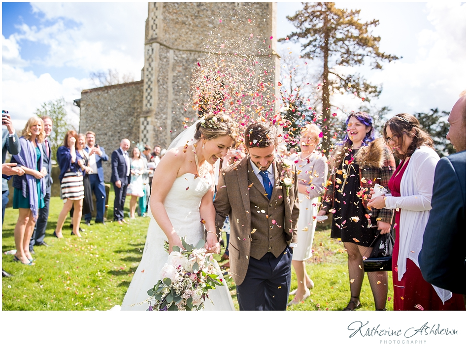Chaucer Barn Wedding_004