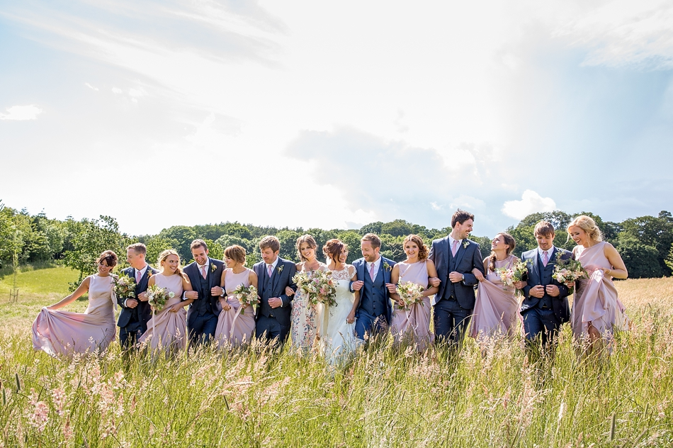 Chaucer Barn Wedding_048