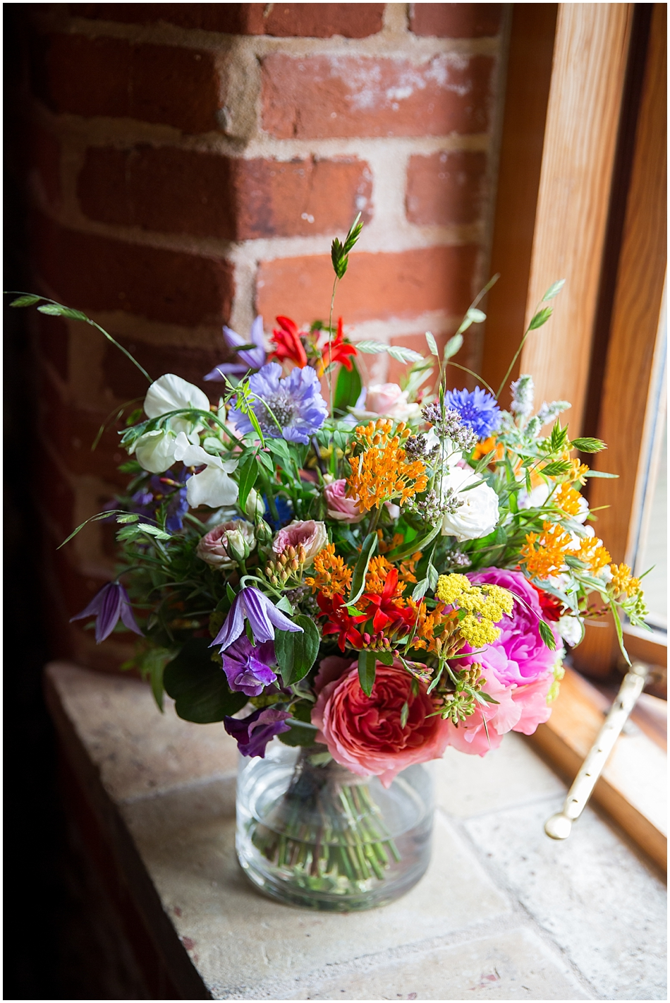 Chaucer Barn Wedding_088