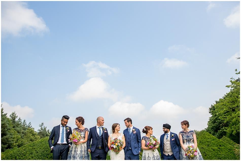 Chaucer Barn Wedding_146