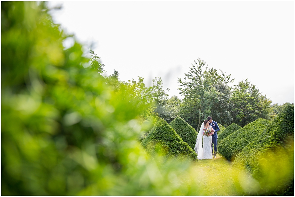 Chaucer Barn Wedding_153