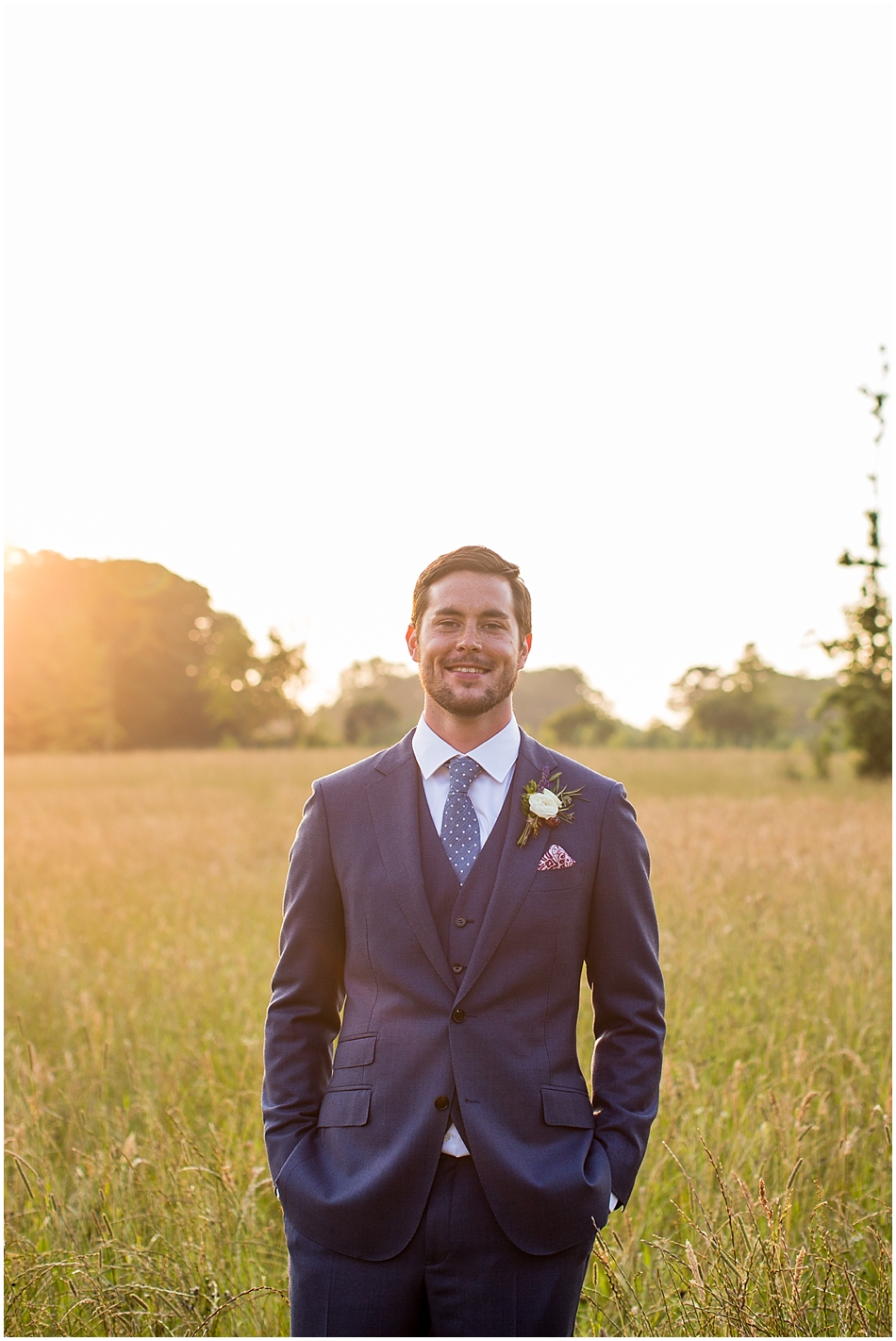 Chaucer Barn Wedding_192