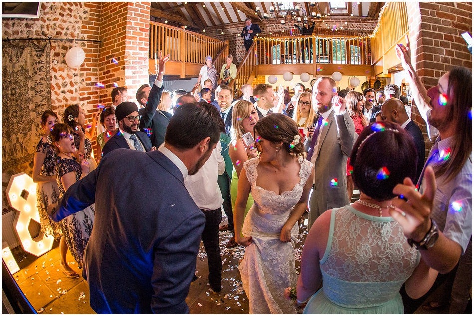 Chaucer Barn Wedding_197