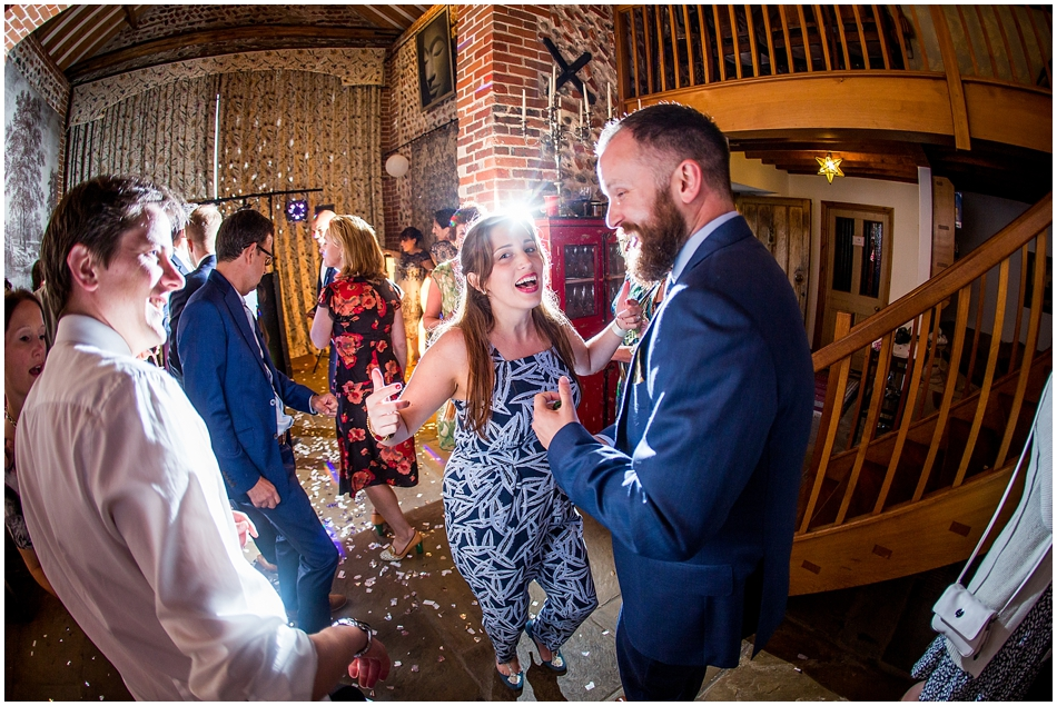 Chaucer Barn Wedding_198
