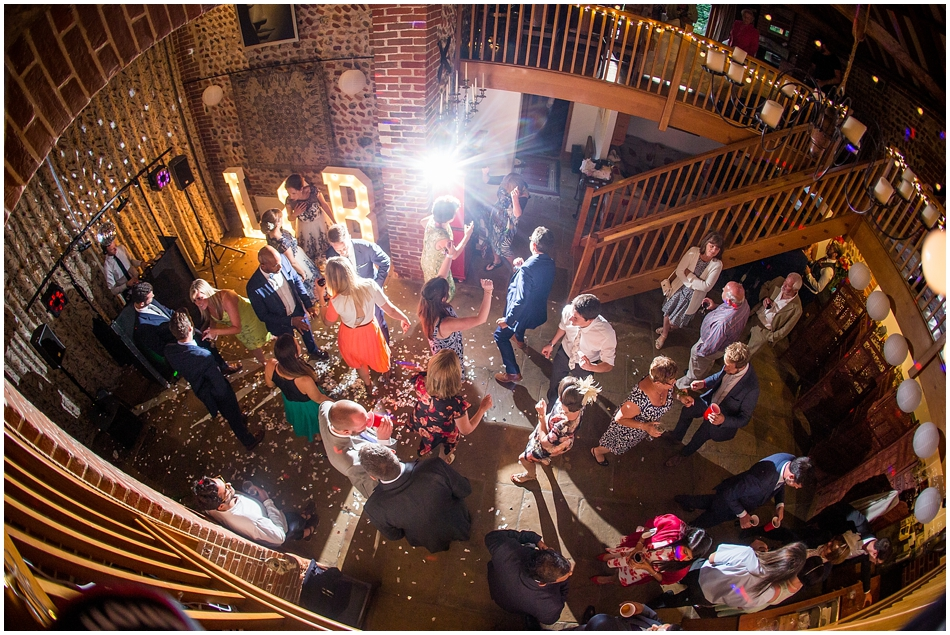 Chaucer Barn Wedding_204