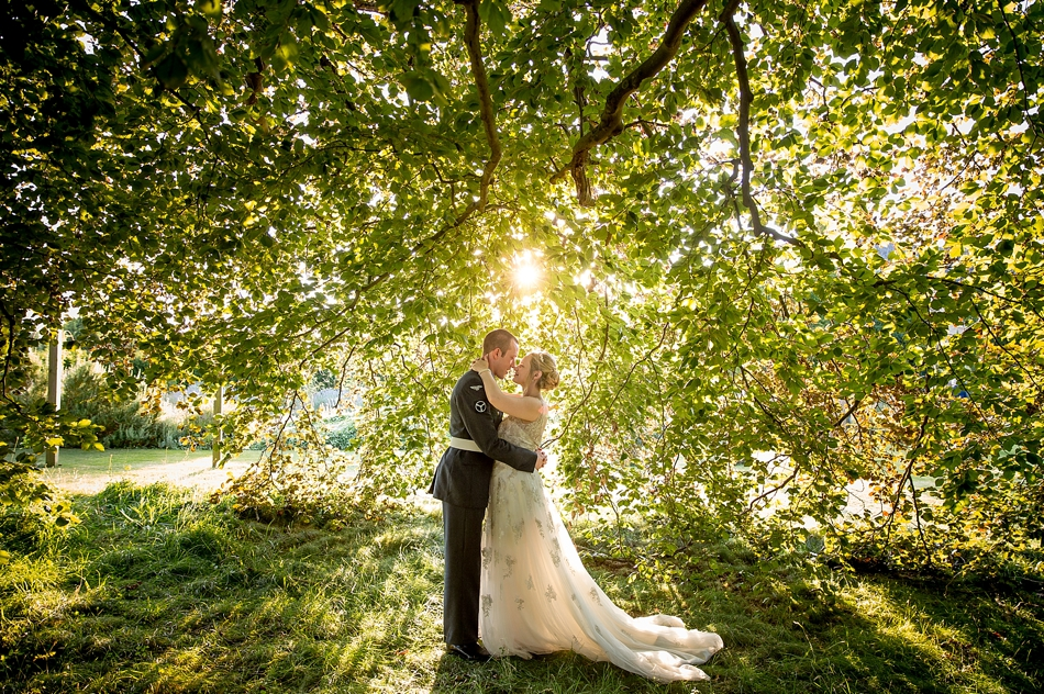 Narborough Hall Gardens Wedding_002