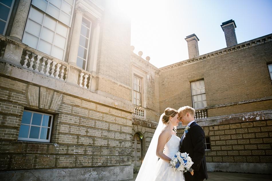 I Do… James & Sophie, Holkham Hall {Favourite Five Moments}