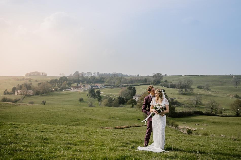 I Do… Rhys & Rachel, Kingscote Barn {favourite Five Moments}