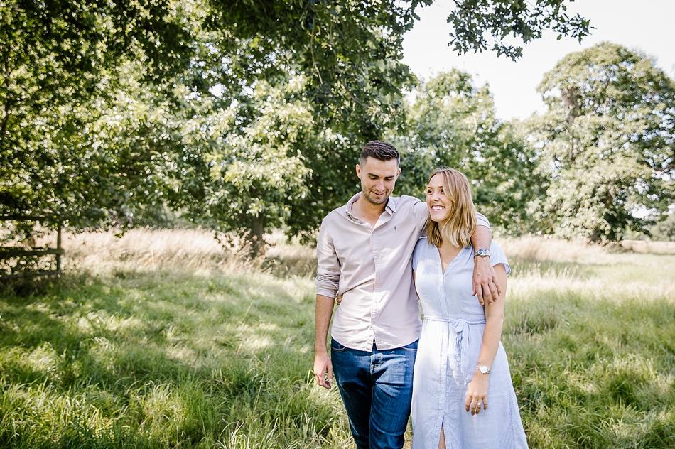 I Will… Matthew & Danielle, Engagement Shoot