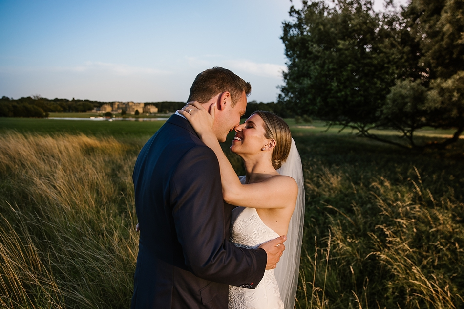 I Do… George & Hannah, Holkham Hall {Favourite Five Moments}