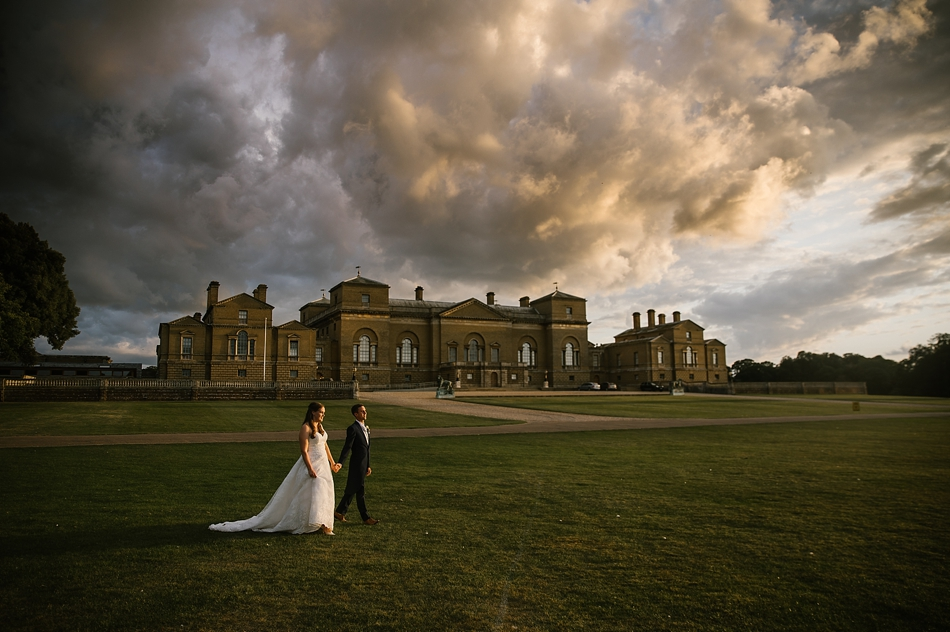 I Do…. Ed & Alice, Holkham Hall {Favourite Five Moments}