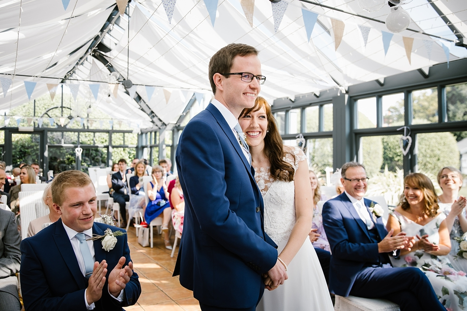 I Do… Tom & Becky, Titchwell Manor {Favourite Five Moments}